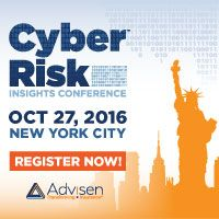 The 'Cyber Extortion: How to Handle It' and 'Cyber War Game Breach Simulation' sessions are back by popular demand at Advisen's Cyber Risk Insights Conference in NYC. Register today!