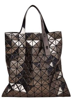 Not your average tote (Bao Bao by Issey Miyake)
