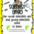 $ Oh, those words scientists use.... infer, hypothesis, oh my!  Mad lab science game, bingo board with word cards to also use for a word wall, word search, word scramble to help reinforce these words and more!
