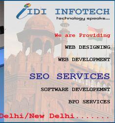 IDI Infotech is a leading SEO Company in Delhi/New Delhi, providers of Best SEO, Top SEO Services and Cheap Search Engine Optimization. Delhi Ncr, New Delhi, Seo Packages, Best Seo Services, Best Web Design, Seo Company, Search Engine Optimization, Web Development, Software