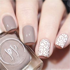 Purple Nail Designs For Short Nails. Nail designs or nail art is definitely a basic plan - patterns or art which is used to adorn the finger or toe nails. They are utilized mostly to further improve a fancy dress or lighten up a day to day look. Acrylic Nail Designs, Nail Art Designs, Acrylic Nails, Nails Design, Coffin Nails, Marble Nails, Cute Nails, Pretty Nails, My Nails