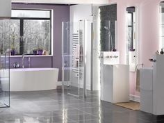 Modern Bathroom Design.