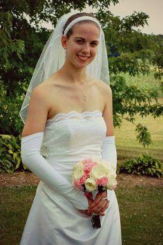"Wedding Gown ""Kelsey"", lace wedding dress by StitchPrincess"