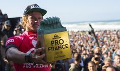 Jon Jon Florence (HAW) @ 2014 QuickSilver pro FRANCE (ASP / Kirstin Scholtz) - Hossegor