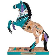 Navajo Sand Painter by Trail of Painted Ponies