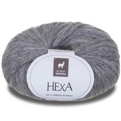 Hexa fra Du Store Alpakka