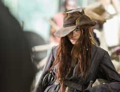 Black Sails: A Look at Fictional and Historical Pirates Black Sails Anne Bonny, Pirates Den, Pirate Queen, Den Of Geek, A Writer's Life, Pirate Life, Face Expressions, Action Poses, Pirates Of The Caribbean