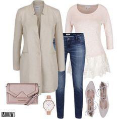 krémový ľahký kabát – MODNYSVET