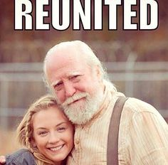 Omg does this make me want to cry love my hershal and beth! Love u guys