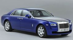 Rolls-Royce Ghost gets minor updates for 2013