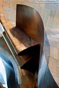 EMP Museum Exterior IV by Andrew Prokos