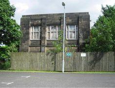 High Possil School Balmore Rd Glasgow
