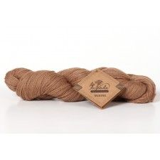 Da Fazenda Fio de Lã Merino Sock 4ply - cor 403 (Pau Campeche) - 100g
