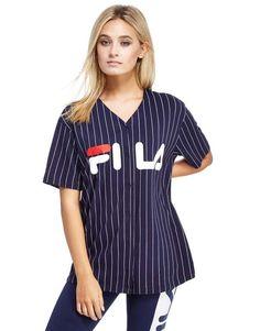 Fila Logan Baseball T-Shirt