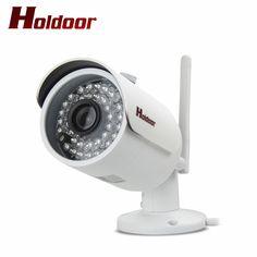 CCTV Camera WIFI 960P Remote View H.264 HD Outdoor Wireless Onvif2.0.4 IR Night Vision 2.8mm Lens Security Surveillance Camera #Affiliate