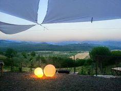 Nel cuore della Toscana, in un'oasi di tranquillità e pace, in mezzo a campi e animali selvatici, potete trovare l'agriturismo San Ottaviano.