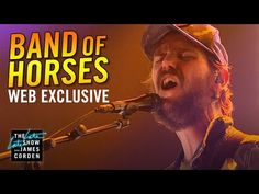 New Band of Horses, Solemn Oath [Late Late Show, James Cordan 6•06•2016]