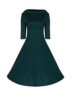 JUDY BEST THINGS Luouse Women's Vintage Rockabilly 3/4 Sleeve Swing Dress Luouse http://www.amazon.com/dp/B012HZX0KC/ref=cm_sw_r_pi_dp_YaMjwb0F5TSXG
