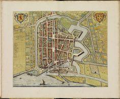 SCHOONHOVEN. Atlas De Wit.