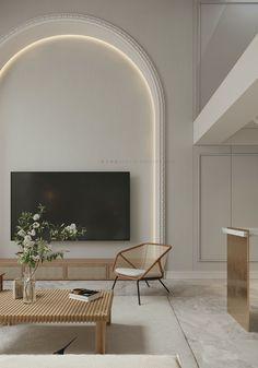 Home Living Room, Living Room Designs, Dream Home Design, House Design, Simple Home Design, My New Room, House Rooms, Home Decor Inspiration, Decor Ideas