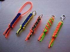 knots patterns paracord | paracord lanyards i recently picked up some paracord paracord short ...