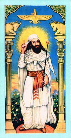 Zoroastro - espiritualidad
