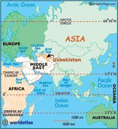 uzbekistan map geography of uzbekistan map of uzbekistan