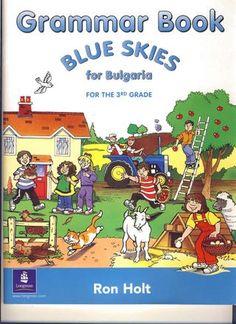 Grammar Book - 3rd grade - Blue Skies
