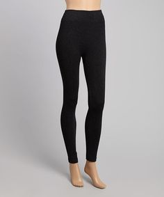 Love this Charcoal Leggings - Women on #zulily! #zulilyfinds