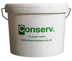 Non-Hydraulic Lime Mortar, 15kg Tub