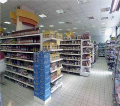 Dise o y decoraci n de locales comerciales equipamiento - Estanterias metalicas online ...
