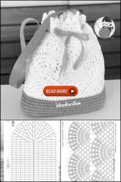 Crochet Collar Pattern, Crochet Shawl Diagram, Crochet Bookmark Pattern, Crochet Storage, Diy Crochet, Crochet Doilies, Crochet Pillow, Chunky Knitting Patterns, Crochet Patterns