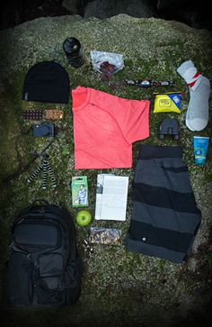 The gear you need to dial a day hike | What do you really need when you head out on a day hike? We asked our Brand Experience Specialist Jurgen—who has spent more than a little time in the mountains hiking them, skiing them, biking them, even fighting fires in them—to break down the necessities.