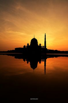The Masjid | silhouette |