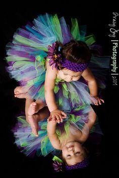 Girls Mermaid Dreams Birthday Tutu baby toddler 1 by HannahsTutus, $25.00