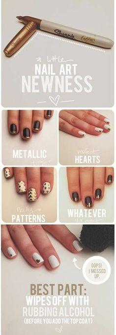 Nail art newness
