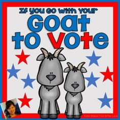 If You Go With Your Goat to Vote Book Companion will help students understand plot with comprehension questions, games, vocabulary, grammar, fluency, phonics, comprehension strategies, sequencing, writing, and a comprehension test with answer key! Grammar Activities, Writing Activities, Any Book, This Book, Text To World, Text To Text, Reading Stations, Nouns And Verbs, Vocabulary Cards