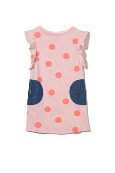 phoebe ss dress | Cotton On Kids