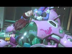 VJ Troll's game video: Overwatch POTG Montage #9. 오버워치 하이라이트 모음#9 HD