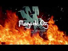 Mägo de Oz - La Cruz de Santiago (Lyric Video) - YouTube