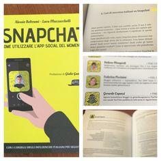 """Sono stato citato come caso di successo su """"Snapchat"""" , nell' omonimo libro scritto da Alessio Beltrami e Luca Mazzucchelli."""