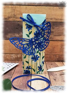 Frühlings-Impressionen Schmetterling Box einfach Stampin' Up!