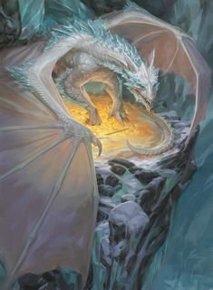 Magical Creatures, Fantasy Creatures, Dragon Illustration, Mtg Art, Cool Dragons, Forgotten Realms, Dragon Artwork, Creature Concept, Wizards Of The Coast