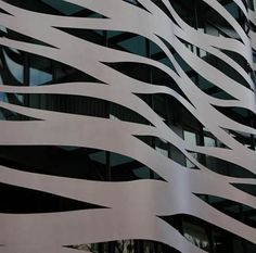 ' Located in a privileged area of Passeig de GrÃcia, in the centre of Barcelona, with a facade designed exclusively by the prestigious architect Toyo Ito and tourist apartments offering luxury suites, Suites Avenue shines with a unique and avant-garde identity that meshes perfectly with Gaudi's La Pedrera, just opposite. Ideal for long stays for business or pleasure. ' (via Derby Hotels Collection)