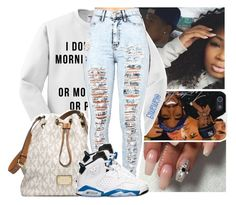 """"""""""" by lamamig ❤ liked on Polyvore featuring MICHAEL Michael Kors and Retrò"""