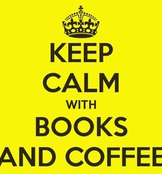...with books & coffee