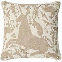 Mythical Unicorn Cushion Cover, Large