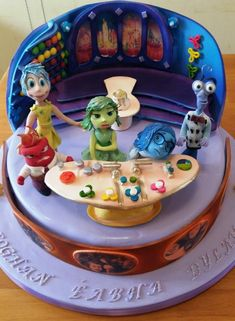 Inside out cake by Ylka