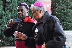 """Synod danger: Changing our language, changing our religion  With an """"end to judging"""" and """"love to all people,"""" Bishop Van Looy declared on Friday's press conference that the synod """"could be the beginning of a new Church."""""""