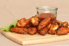 Φτερούγες κοτοπουλου στο φουρνο μαριναρισμένες με κέτσαπ   Συνταγες για ολα τα γουστα!